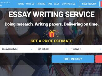 essay box review