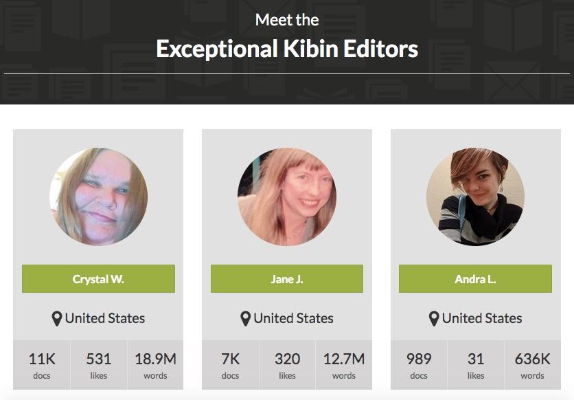 kibin editors